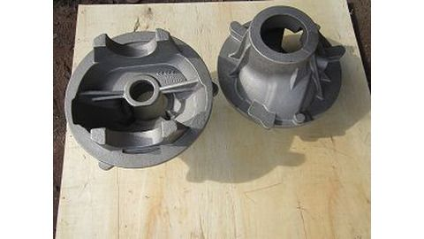 Ductile cast iron